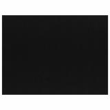 10 x  100 Tischsets, Papier 30 cm x 40 cm schwarz