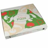 50 Pizzakartons, Cellulose pure eckig 50 cm x 50 cm x 5 cm