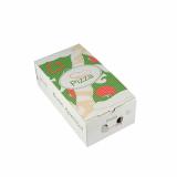 100 Pizzakartons, Cellulose pure eckig 30 cm x 16 cm x 10 cm