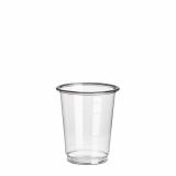 20 x  40 Gläser für Schnaps, PET 5 cl Ø 4,8 cm · 5,5 cm glasklar