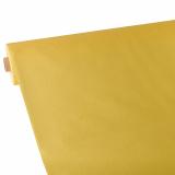 2 x  Tischdecke, stoffähnlich, Vlies soft selection plus 25 m x 1,18 m gelb