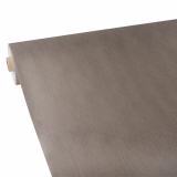 2 x  Tischdecke, stoffähnlich, Vlies soft selection plus 25 m x 1,18 m grau