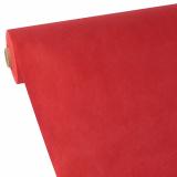 2 x  Tischdecke, stoffähnlich, Vlies soft selection 40 m x 0,9 m rot