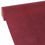 2 x  Tischdecke, stoffähnlich, Vlies soft selection 40 m x 0,9 m bordeaux