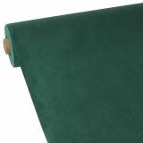 2 x  Tischdecke, stoffähnlich, Vlies soft selection 40 m x 0,9 m dunkelgrün
