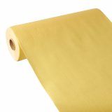 4 x  Tischläufer, stoffähnlich, PV-Tissue Mix ROYAL Collection 24 m x 40 cm gelb