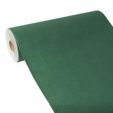 4 x  Tischläufer, stoffähnlich, PV-Tissue Mix ROYAL Collection 24 m x 40 cm dunkelgrün