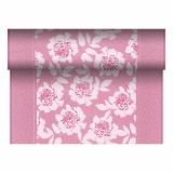 4 x  Tischläufer, stoffähnlich, PV-Tissue Mix ROYAL Collection 24 m x 40 cm fuchsia Adele