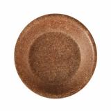100 Schalen, Weizenkleie 350 ml Ø 20 cm · 3,7 cm braun