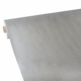 2 x  Tischdecke, stoffähnlich, Vlies soft selection plus 25 m x 1,18 m silber