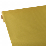 2 x  Tischdecke, stoffähnlich, Vlies soft selection plus 25 m x 1,18 m gold