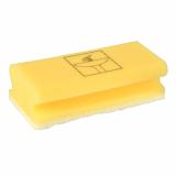 7 x  10 Schwämme 15 cm x 7 cm x 4,5 cm gelb Bathroom