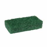12 x  5 Vliespads 12,5 cm x 6,5 cm x 2,5 cm grün Middle strong