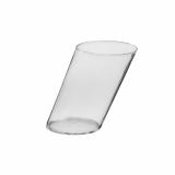 10 x  5 Fingerfood - Becher, PS 170 ml Ø 5,9 cm · 8 cm glasklar Pisa