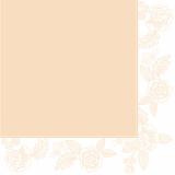 10 x  20 Servietten, 3-lagig 1/4-Falz 40 cm x 40 cm Floralies