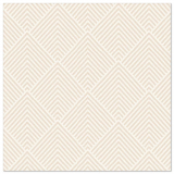 5 x  50 Servietten ROYAL Collection 1/4-Falz 40 cm x 40 cm champagner Elegance