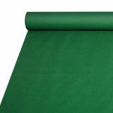 2 x  Tischdecke, stoffähnlich, Airlaid 20 m x 1,2 m dunkelgrün