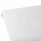 Tischdecke, stoffähnlich, Vlies soft selection 25 m x 1,18 m weiss