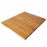 5 x  Tray für Fingerfood-Spieße, Bambus 25 cm x 30 cm
