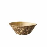 10 x  50 Fingerfood - Schalen, Bambus pure rund 55 ml Ø 7,5 cm · 3 cm