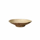 10 x  50 Fingerfood - Schalen, Bambus pure rund 50 ml Ø 8,5 cm · 2 cm