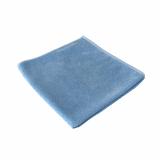 20 x  10 Microfasertücher 40 cm x 40 cm blau Stretch