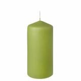 8 x  Stumpenkerze Ø 69 mm · 150 mm pastellgrün