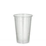 24 x  25 Trinkbecher, PP 0,2 l Ø 7,03 cm · 9,9 cm transparent