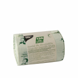 15 x  10 Kompostbeutel, Bio-Folie 120 l 123 cm x 88 cm grün