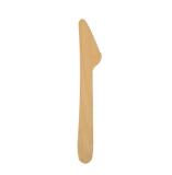 15 x  10 Messer, Holz pure 16,5 cm
