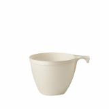 20 x  30 Kaffeetassen, C-PLA pure 0,18 l Ø 7,8 cm · 6,5 cm natur