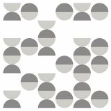 10 x  20 Servietten, 3-lagig 1/4-Falz 33 cm x 33 cm Pastilles