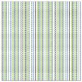 5 x  50 Servietten ROYAL Collection 1/4-Falz 40 cm x 40 cm jeansblau Chirala