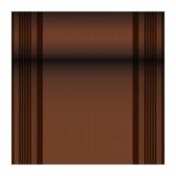 4 x  Tischläufer, stoffähnlich, PV-Tissue Mix ROYAL Collection 24 m x 40 cm braun Haddon