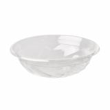 10 x  50 Feinkost- und Salatschalen, PLA pure rund 700 ml Ø 17,5 cm · 4,9 cm transparent