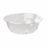 10 x  50 Feinkost- und Salatschalen, PLA pure rund 950 ml Ø 17,5 cm · 6,2 cm transparent