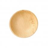 25 Teller, Palmblatt pure rund Ø 18,5 cm · 2,5 cm