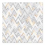 10 x  20 Servietten, 3-lagig 1/4-Falz 33 cm x 33 cm Triangle