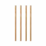 10 x  1000 Rührstäbchen, Bambus pure 11 cm x 3 mm