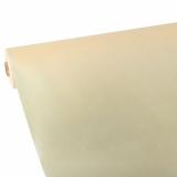 Tischdecke, stoffähnlich, Vlies soft selection 25 m x 1,18 m creme