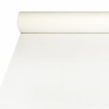Tischdecke, stoffähnlich, Airlaid 20 m x 1,2 m weiss