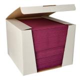 100 Servietten ROYAL Collection 1/4-Falz 40 cm x 40 cm lila