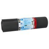 5 x  8 Müllsäcke, LDPE blauer Engel 240 l 145 cm x 120 cm schwarz