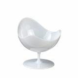 5 x  2 Fingerfood - Becher, PS rund 50 ml Ø 7 cm · 6,8 cm weiss Ball Chair