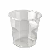 300 Fingerfood - Becher, PET rund 700 ml Ø 11,9 cm · 11,1 cm glasklar