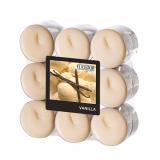 10 x  18 Flavour by GALA Duftlichte Ø 37,5 mm · 16,6 mm creme - Vanilla