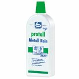 8 x  Dr. Becher Protall Metall Rein 500 ml