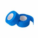 15 x  2 Rollen Pflaster, selbsthaftend 5 m x 2,5 cm blau